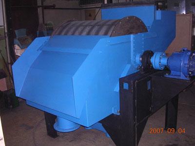 Магнитный сепаратор типа ПБМ