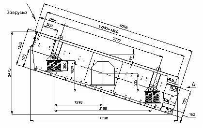 Грохот ГВИ-8х2-М (ГИЛ 52 А)