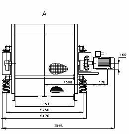 Грохот ГВи-8х2-М(ГИЛ 52 А)