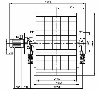 Грохоты инерционныe ГИТ 52 ЛМ и ГИТ 52 ЛЗ