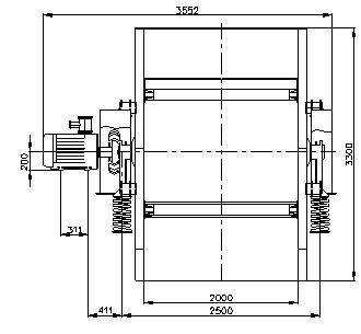 Грохот инерционный ГВи-9х1-М